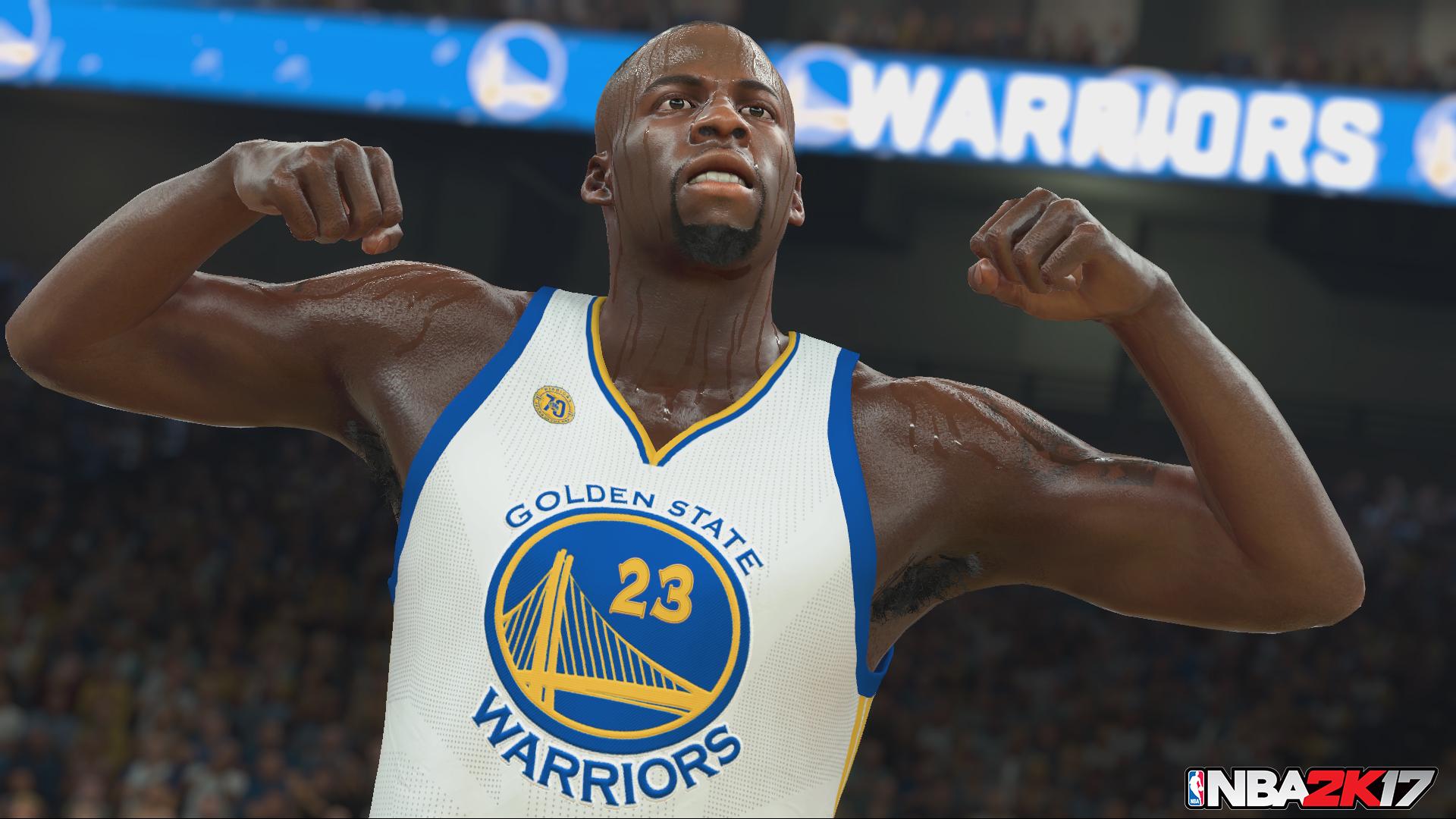 《NBA 2K17》NBA球迷的狂欢节11