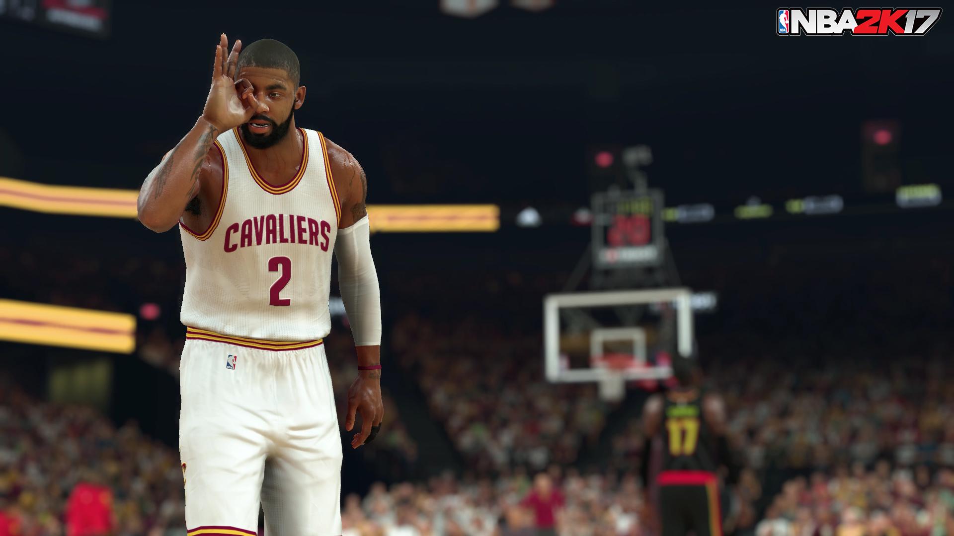 《NBA 2K17》NBA球迷的狂欢节10