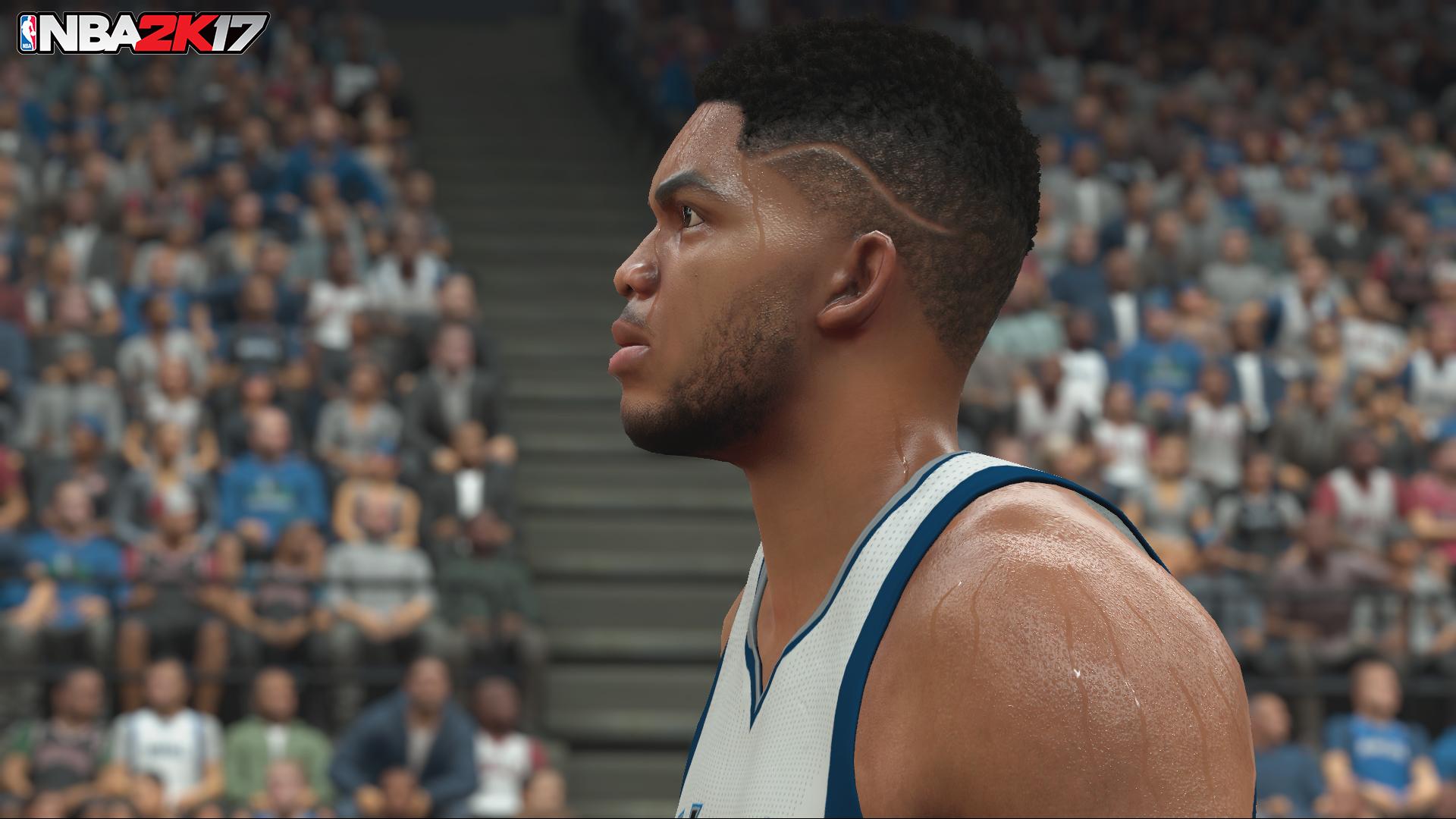 《NBA 2K17》NBA球迷的狂欢节9