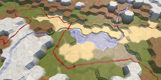 Unity 六边形地图系列(十四) : 地形纹理