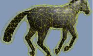 OpenGL进阶(十五):弹簧质点系统(Mass Spring Systems)