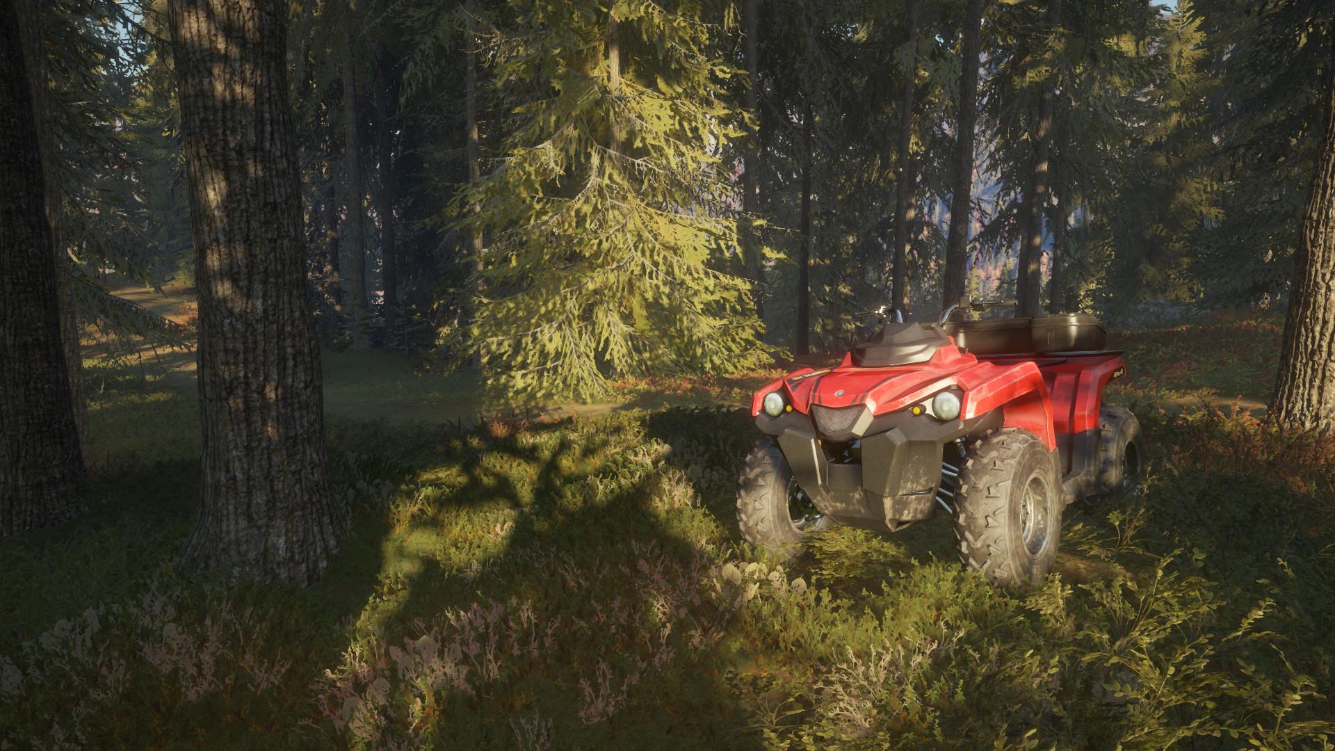 新狩猎体验《猎人:野性的呼唤》2019版已登陆Steam