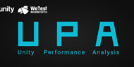 Hi,腾讯WeTest联合Unity官方打造的性能分析工具UPA,今日全新发布!