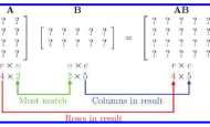 3D数学 学习笔记(2)矩阵