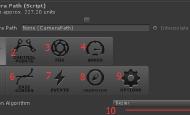 Unity(二)Camera Path Animator插件中事件调度和广播机制Broad Cast