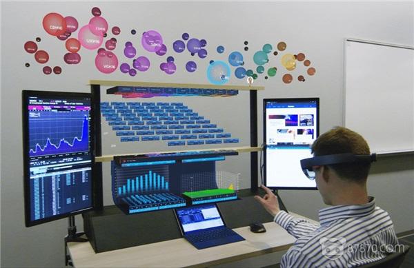 增强现实技术正在重塑金融业的未来
