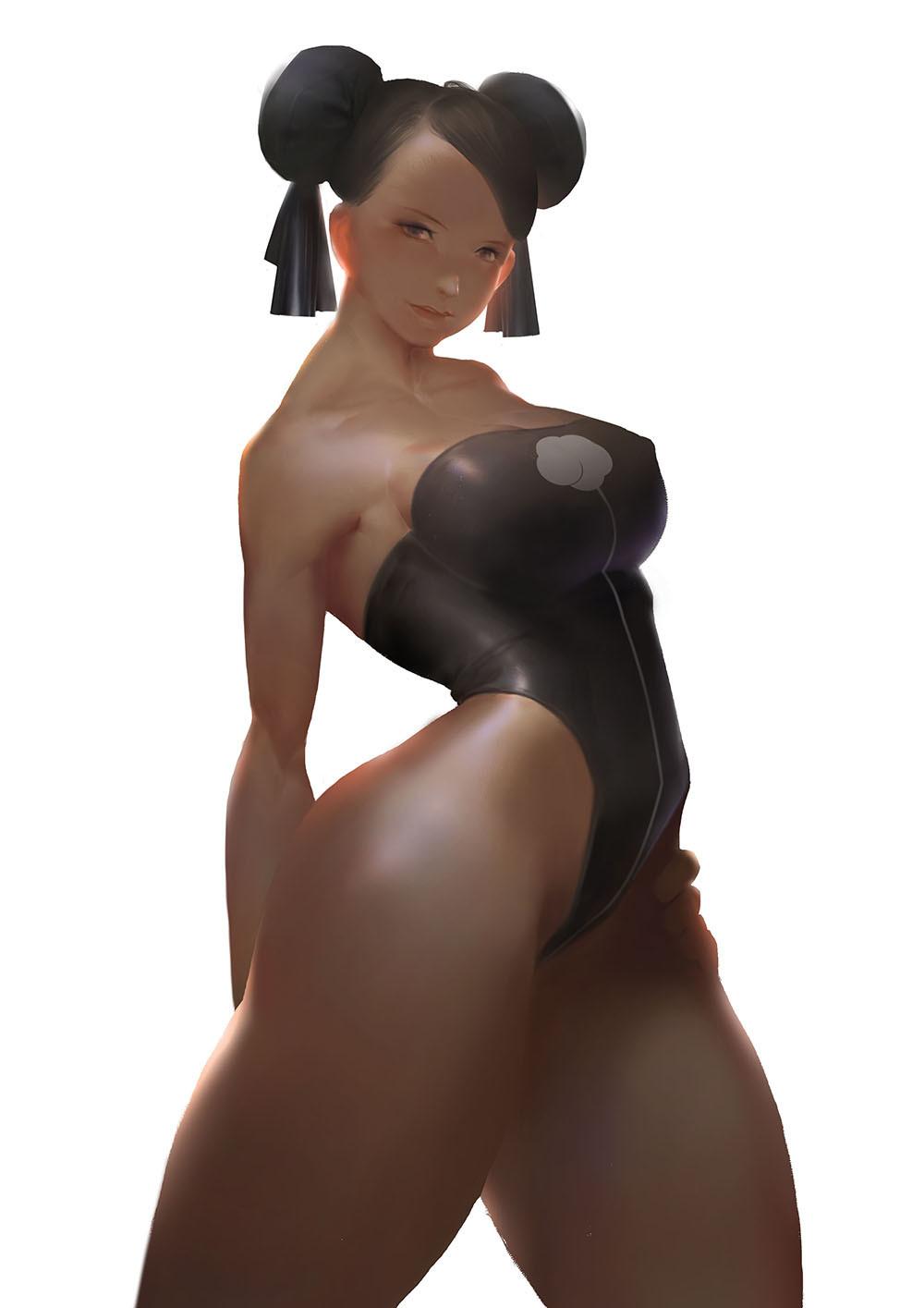 【秀上线】资深游戏角色概念设计师Amama L作品欣赏16