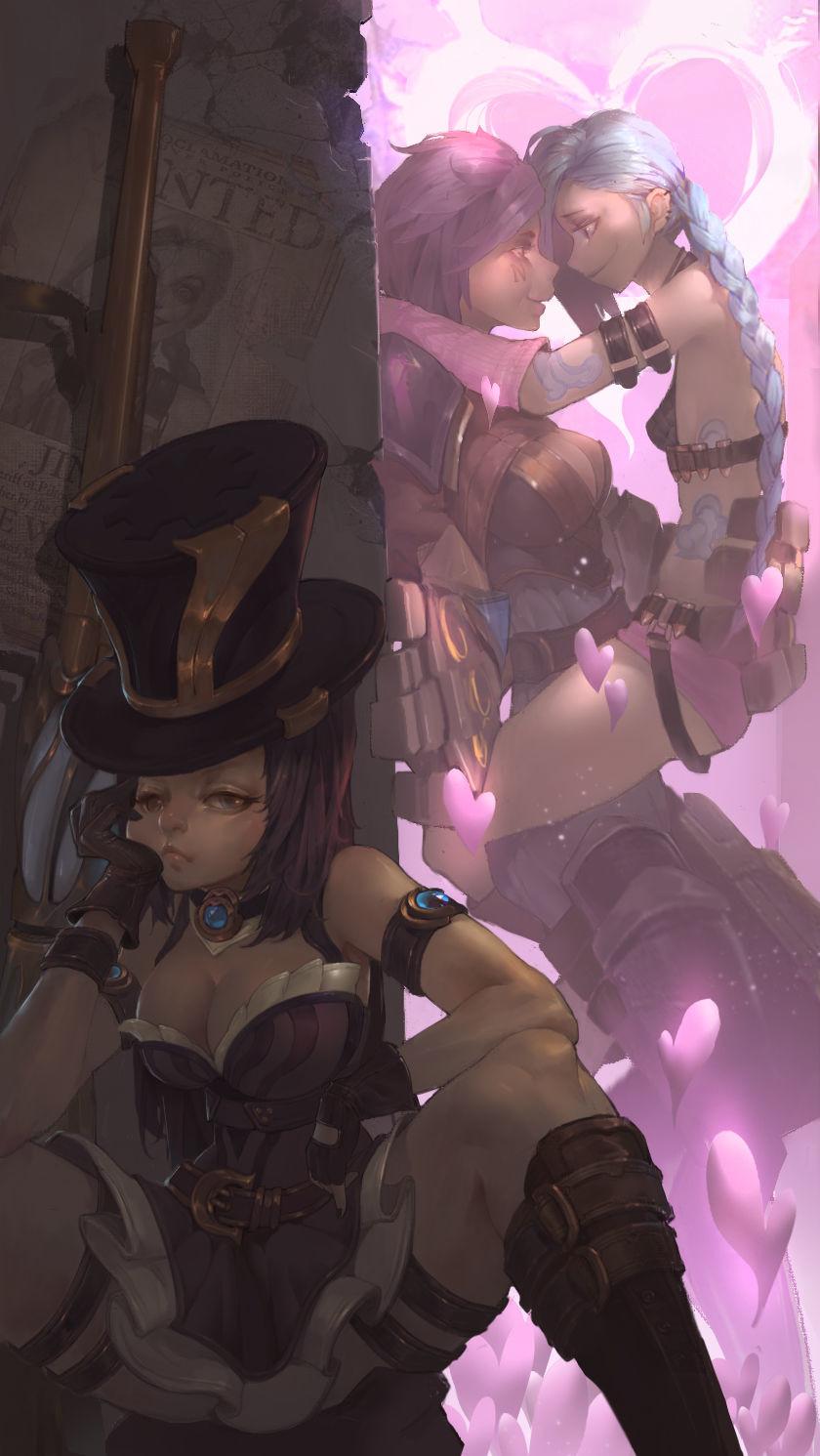 【秀上线】资深游戏角色概念设计师Amama L作品欣赏13