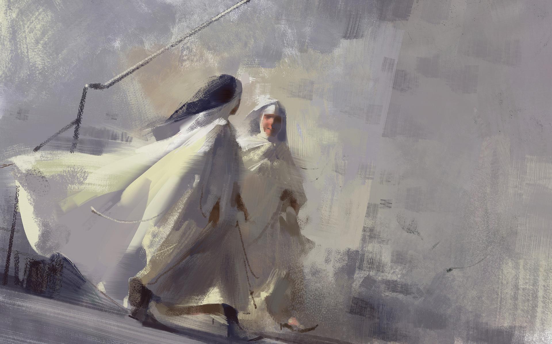 【秀上线】资深游戏角色概念设计师Amama L作品欣赏6