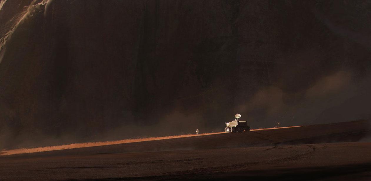 加拿大艺术家florent lebrun 恢弘场景欣赏123