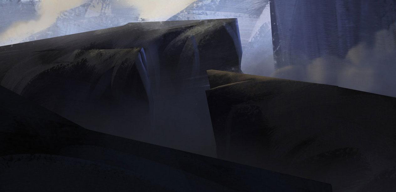 加拿大艺术家florent lebrun 恢弘场景欣赏89
