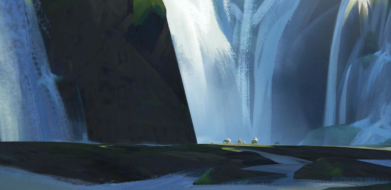 加拿大艺术家florent lebrun 恢弘场景欣赏53