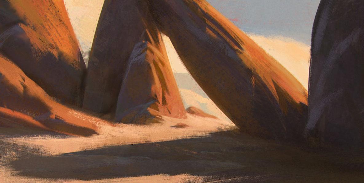 加拿大艺术家florent lebrun 恢弘场景欣赏27