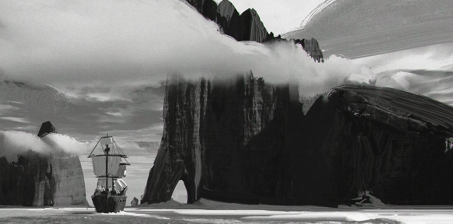 加拿大艺术家florent lebrun 恢弘场景欣赏18