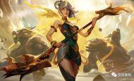 国人《英雄联盟》专职画师乌鸦谈原画设计:入行8年,曾就职日本游戏美术殿堂