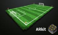 世界杯期间,我用ARkit做了一款扮演守门员的AR游戏