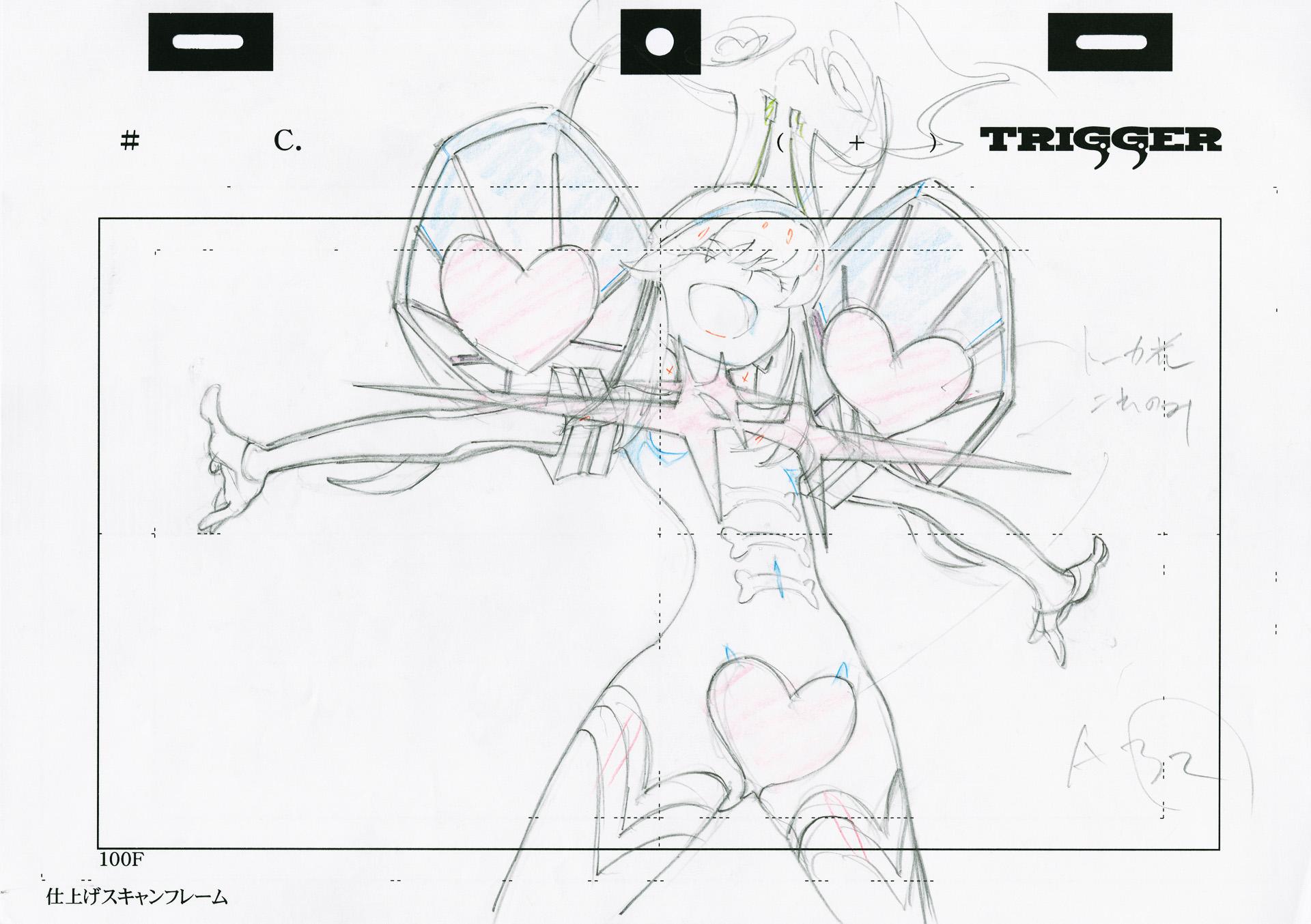 穿水手服的战斗美少女了解一下 《斩服少女:异布》角色设定赏析14