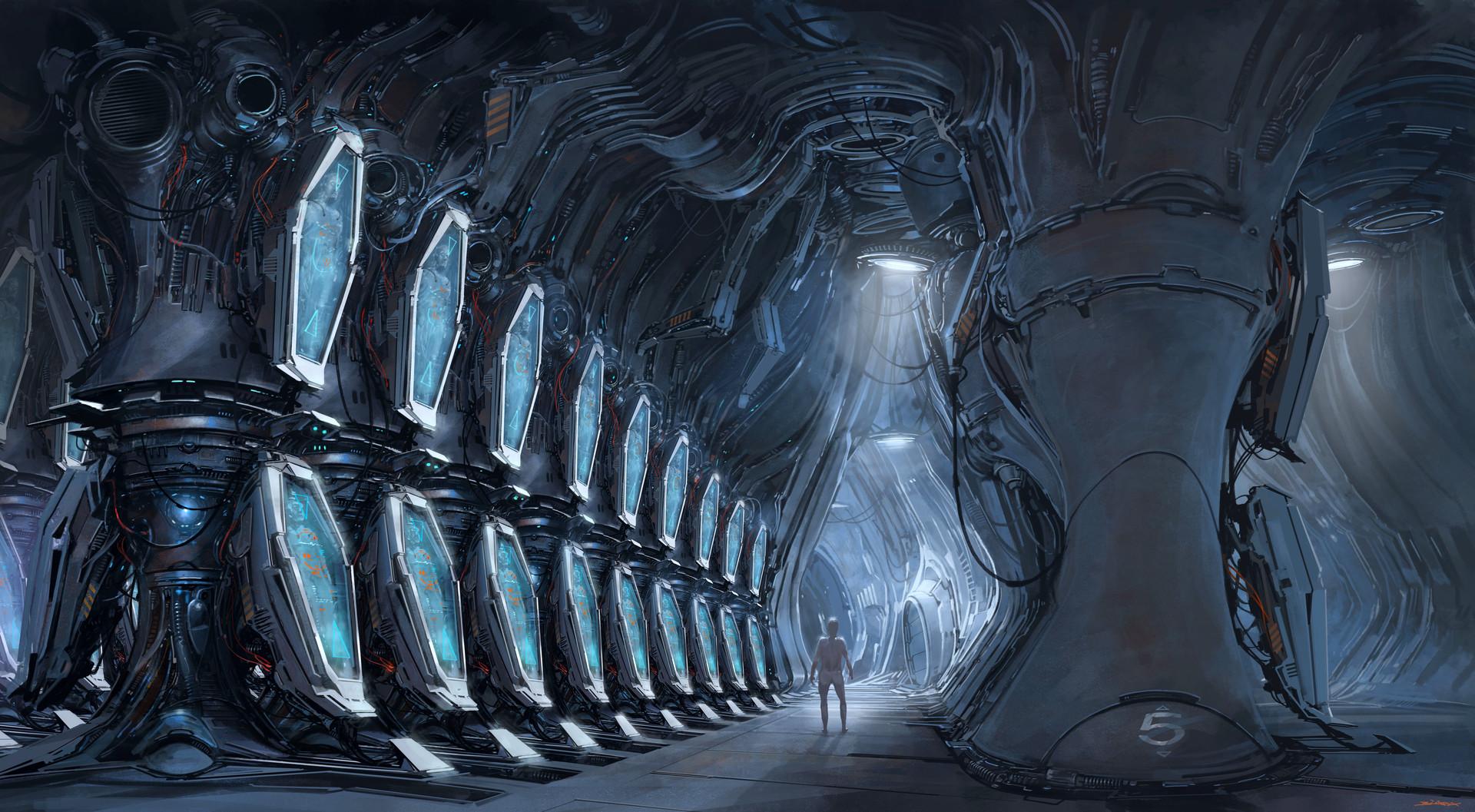 复古的未来主义 Alejandro Burdisio作品欣赏28