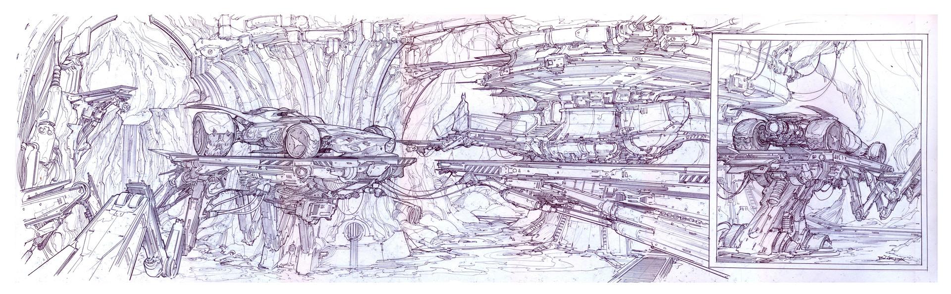 复古的未来主义 Alejandro Burdisio作品欣赏71