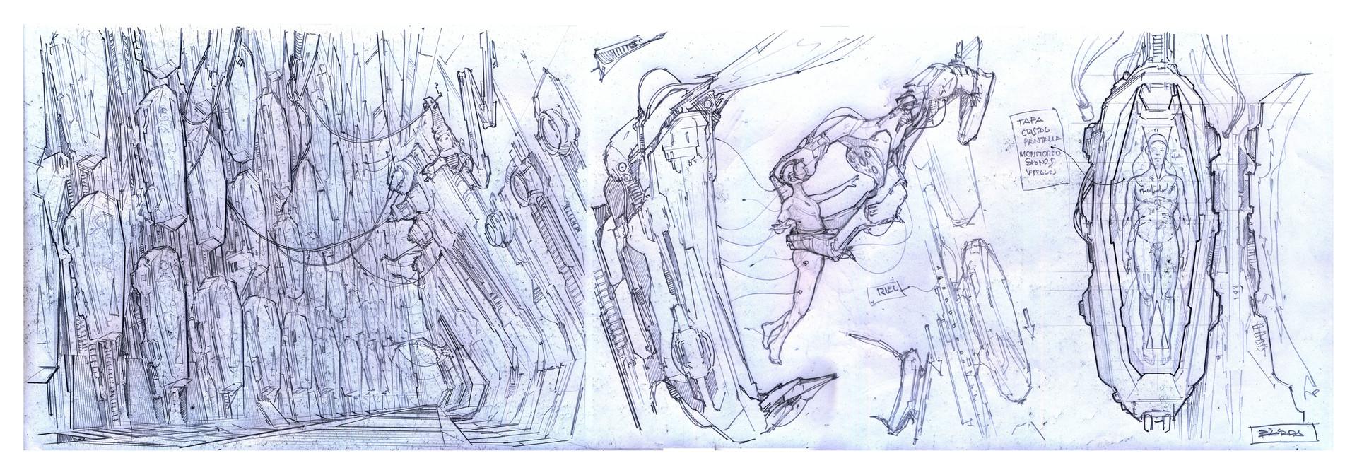 复古的未来主义 Alejandro Burdisio作品欣赏63