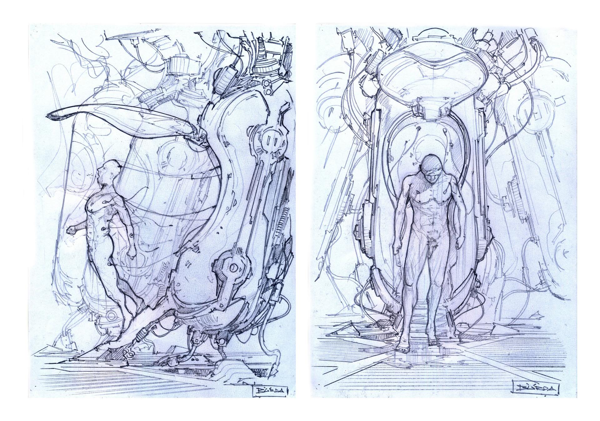 复古的未来主义 Alejandro Burdisio作品欣赏62