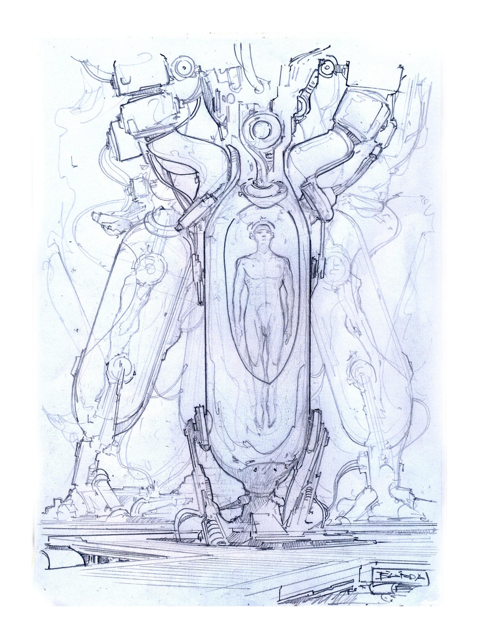 复古的未来主义 Alejandro Burdisio作品欣赏60