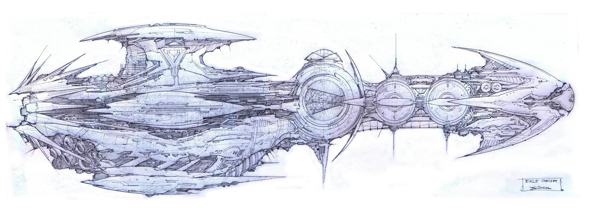 复古的未来主义 Alejandro Burdisio作品欣赏58