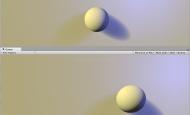 Untiy3d ShaderLab球体阴影(三) 点光源对球体的投影