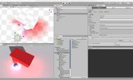 Unity的Scene视图中Irradiance模式的作用