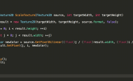 Unity下载纹理并设置成指定的尺寸