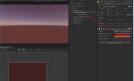UGUI 制作角色受伤屏幕变红的动画提示