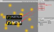Unity3D粒子系统被2D的NGUI或者UGUI遮挡的问题