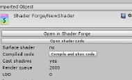 Unity场景、游戏物体和组件的简单介绍