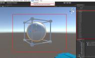 Unity开发Hololens应用,自动生成包裹物体大小的三维旋转和缩放边框