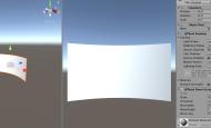 Unity3D - 使用Mesh创建弧面