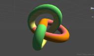 Unity3D Shader开启深度写入的半透明效果