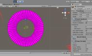Unity3D之Mesh(六)绘制扇形、扇面、环形