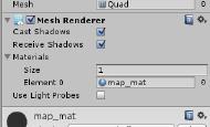 Unity使用RenderTexture实现实时阴影绘制
