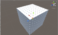Unity编辑mesh顶点位置