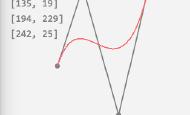 关于贝塞尔曲线在游戏开发中的应用