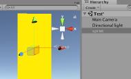 Unity使用程序生成Texture2D并创建Sprite,制作渐变背景的效果