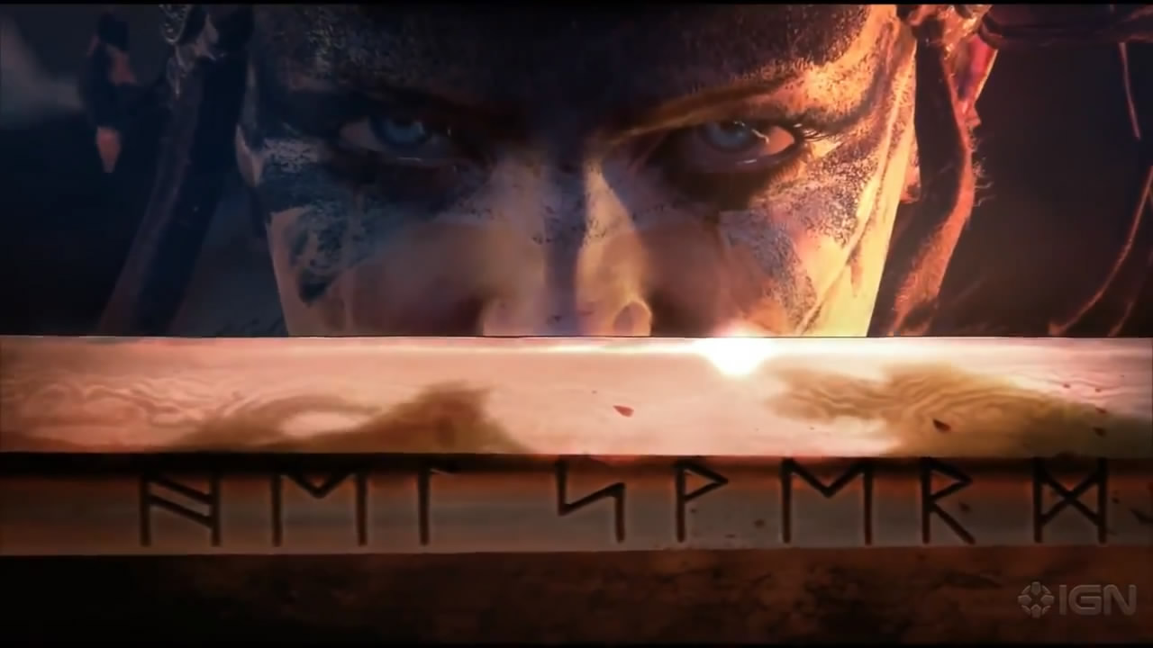 Hellblade - Gamescom Trailer0