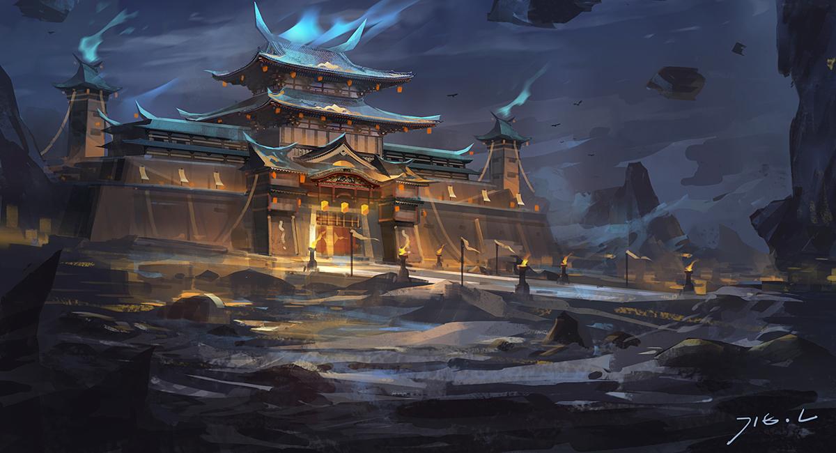 东方之美 百看不厌的中国风原画欣赏4
