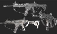 枪械次世代模型展示【Ben Bolton】