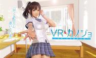 你好VR虚拟现实,我的二次元女友