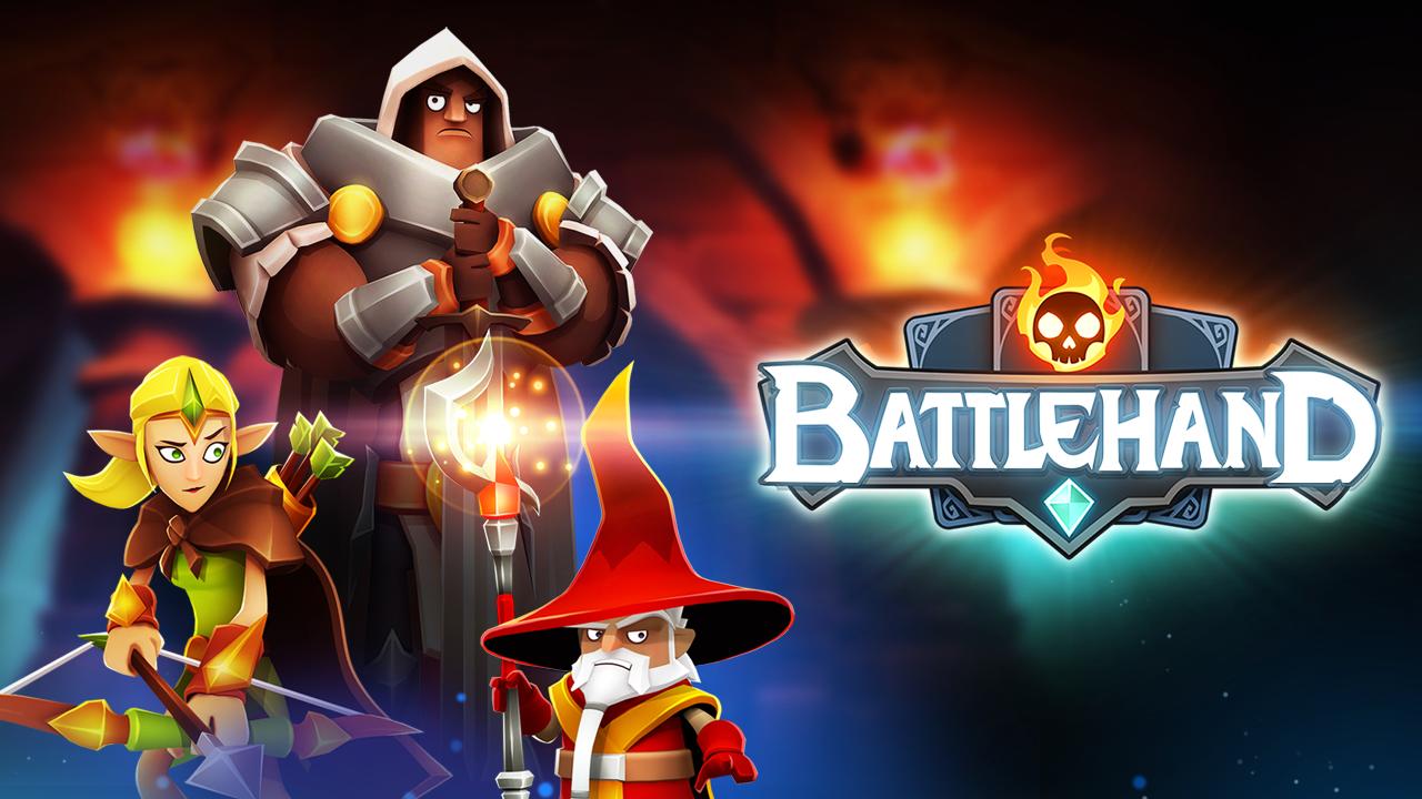 《BattleHand》游戏UI截图欣赏0