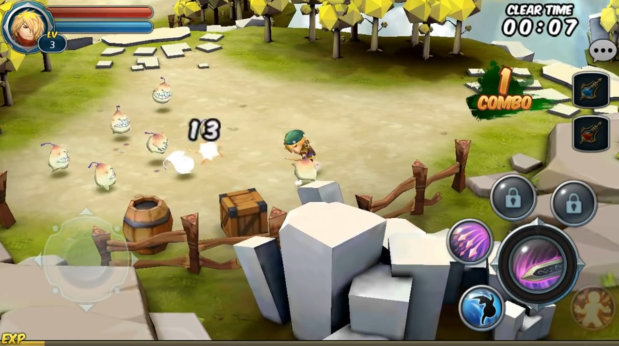《HeroXHero》游戏截图UI分享8