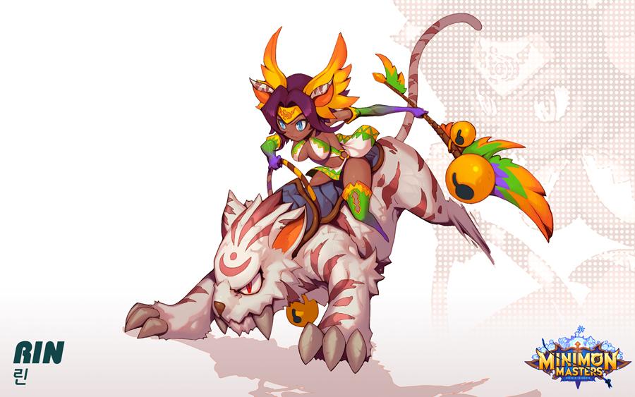 《韩国Minimon Masters》9