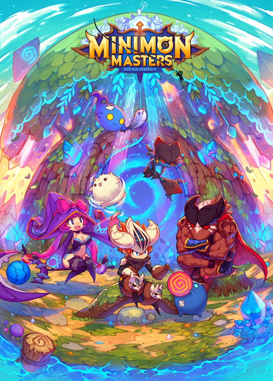 《韩国Minimon Masters》6