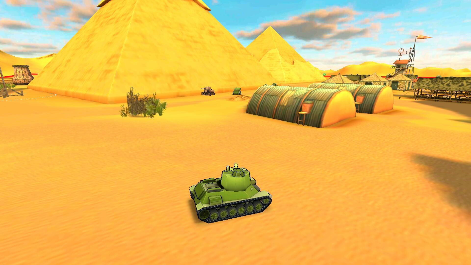 《装甲联盟》游戏截图UI欣赏53